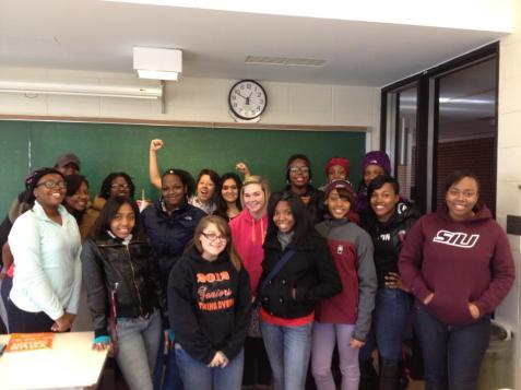 Women in Leadership class 2011